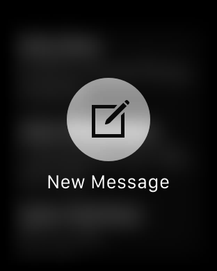 New message options