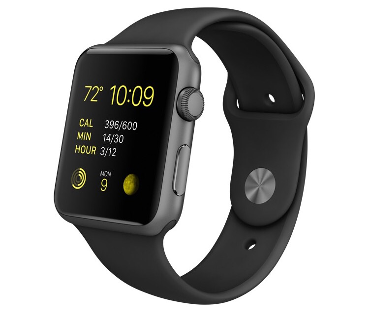 42mm Apple Watch Black Sport